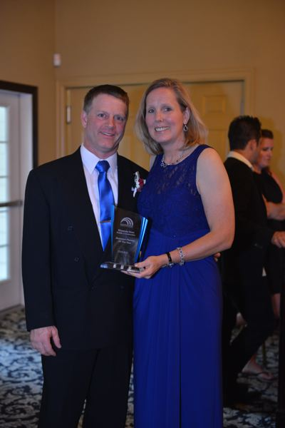Shawnda Horn - Business Person of the Year Award